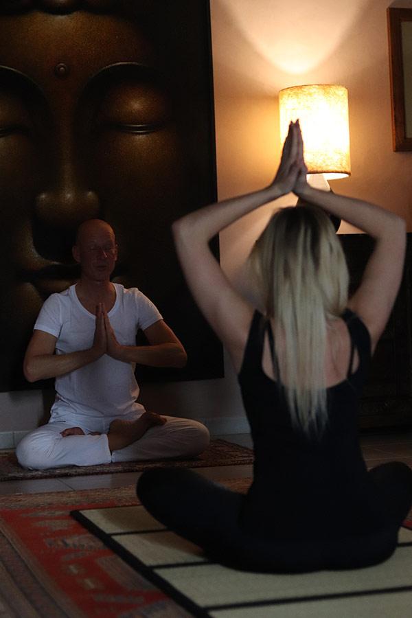 Cours de Yoga chez Occitanie Bien-être