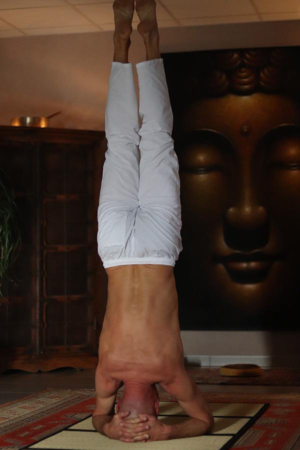 Lors du cheminement postural